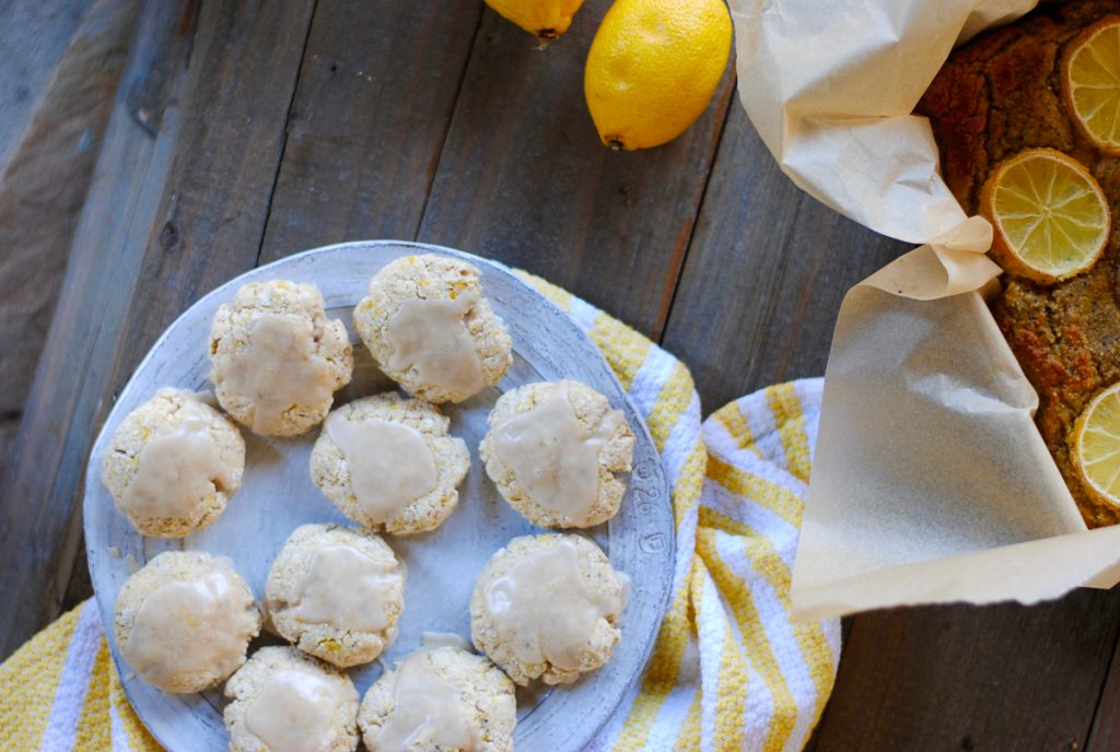 healthy paleo lemon cookie recipe