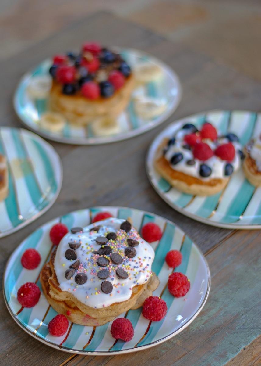 Fluffy Gluten Free Pancake Recipe