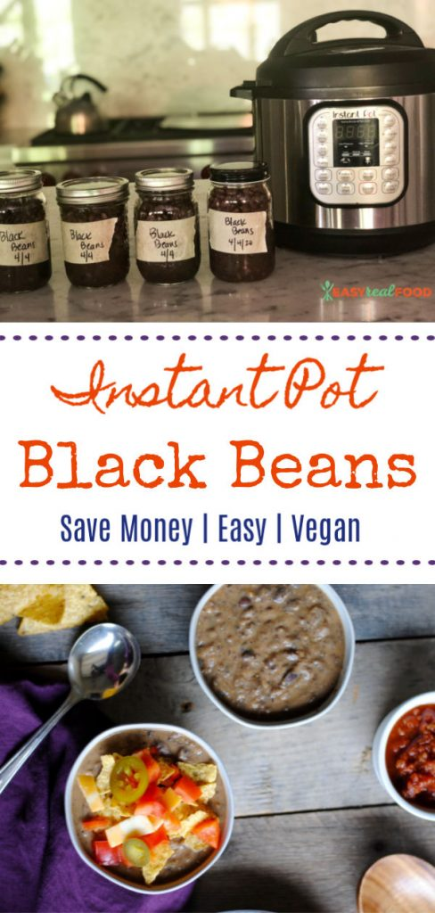 How to make Instant Pot Black Beans