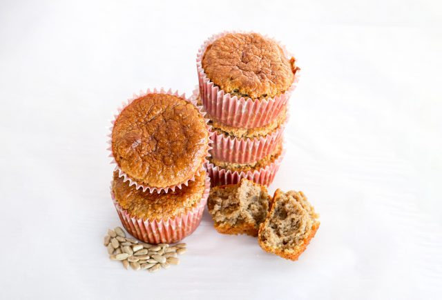 Delicious, easy low carb muffins