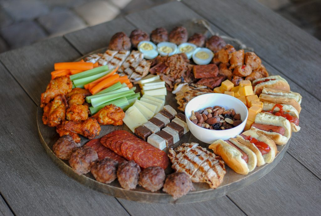 Awesome spread for Father's Day