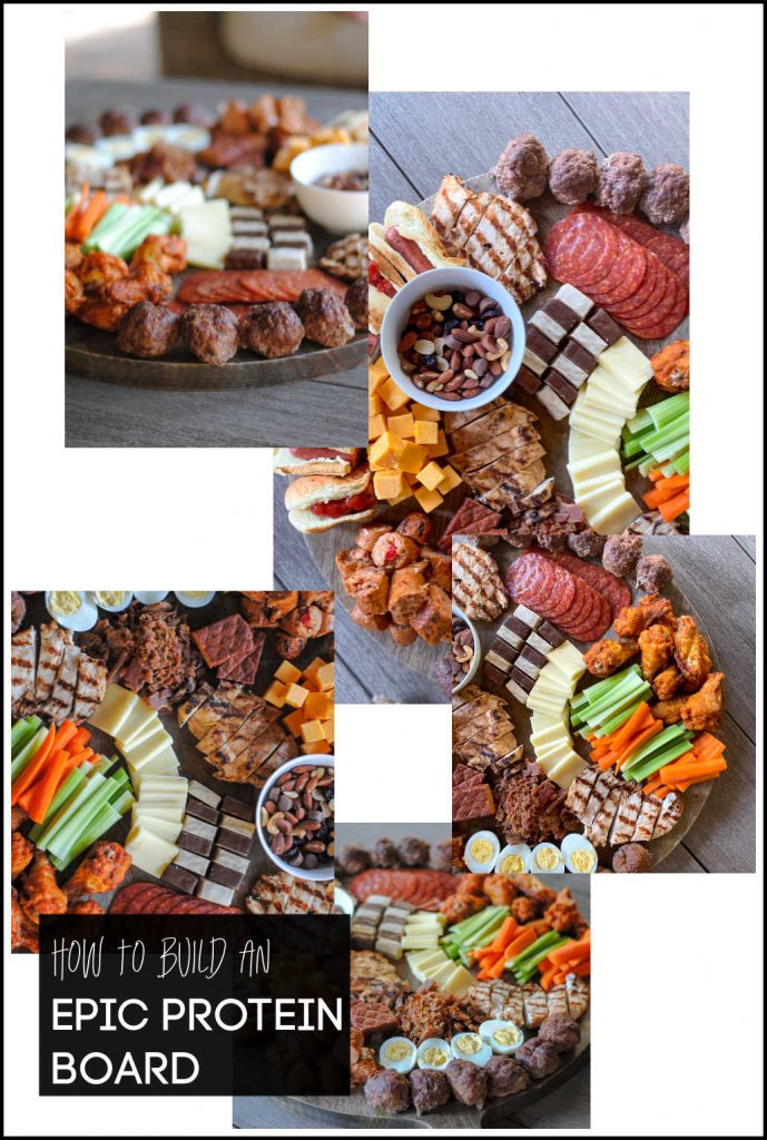 food for poker nights, Father's Day or guy get-togethers