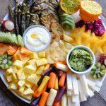 Exotic fruits & vegetables for kids