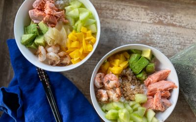 DIY Poke Bowls: How to Make a Poke Bowl Bar