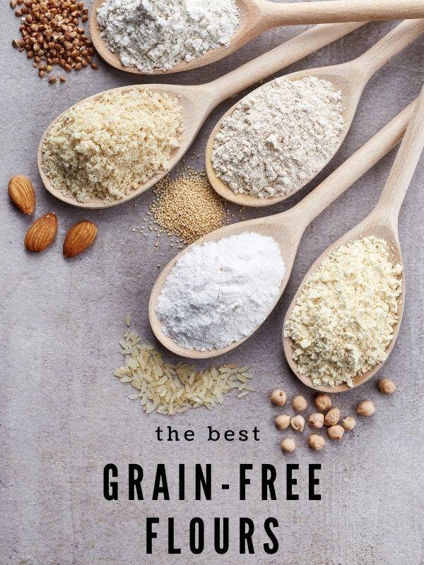 Best Grain Free Flours