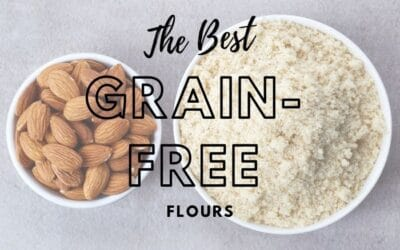 My Favorite Grain Free Flours