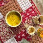 turmeric tea also known as golden milk