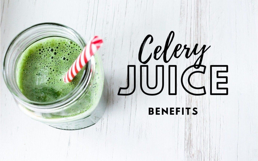 Why I Started Juicing Celery