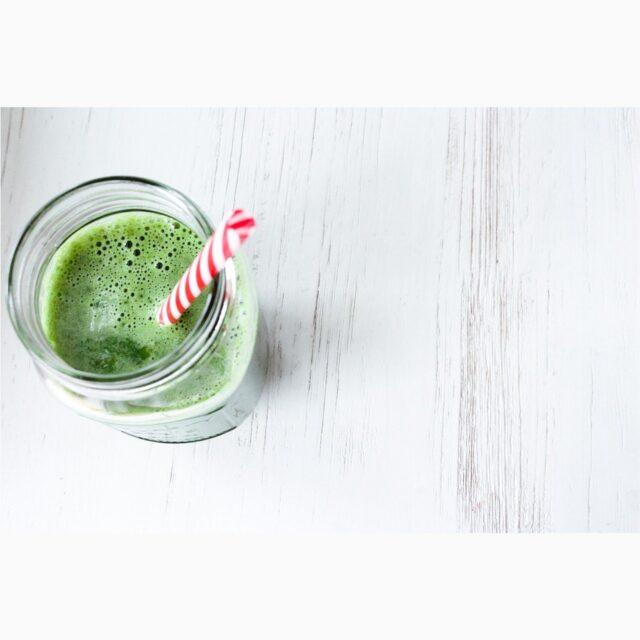 why I'm drinking celery juice
