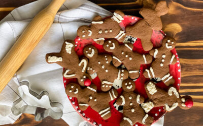 Easy Gluten Free Gingerbread Cookies
