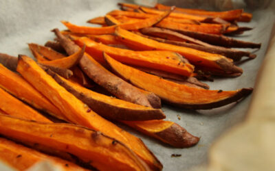 12 Healthy Sweet Potato Recipes