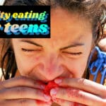 tips to help your teen eat healthy