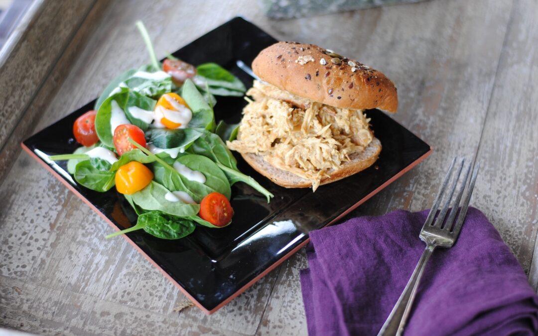 Dairy-Free Slow Cooker Honey Mustard Chicken Recipe