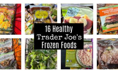 16 Healthy Trader Joe's Frozen Foods (Gluten-free)