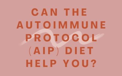 Can the AIP Diet Help You?