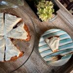 gluten free oatmeal carrot cake