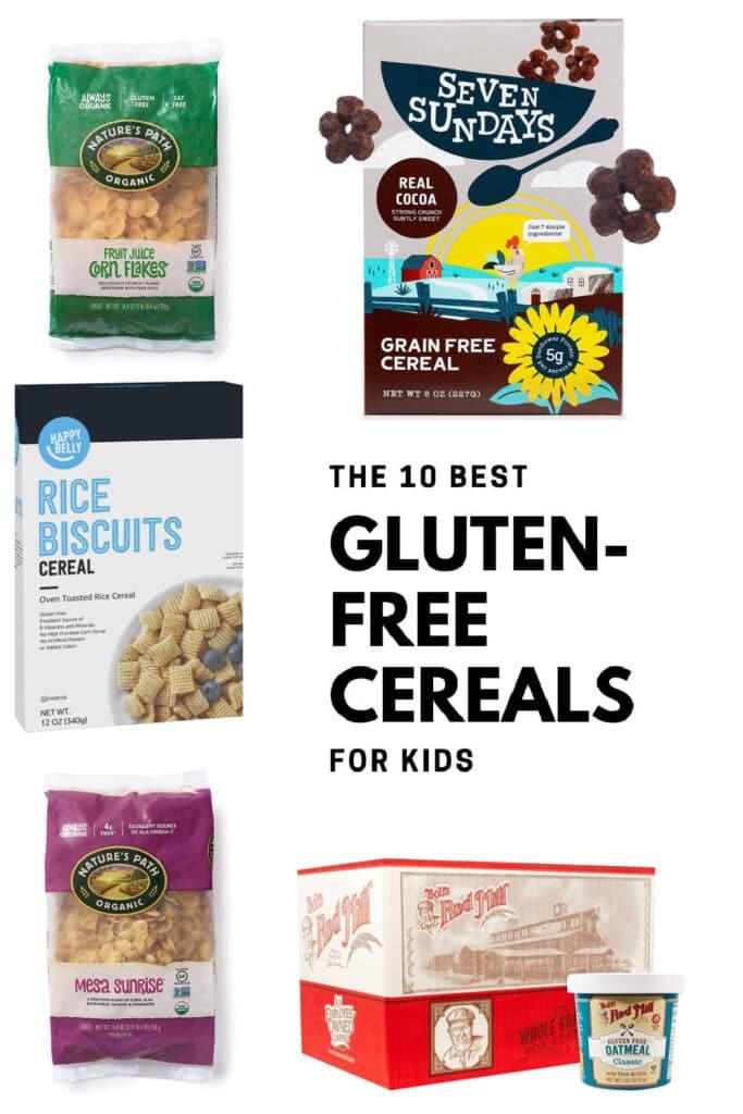 10 best gluten free cereals for kids - easyrealfood.com
